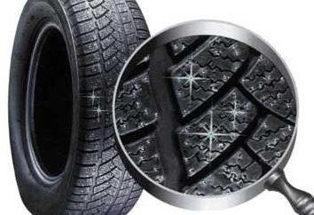 Inverno pneus com pregos – como escolher?