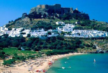 Grecia stupefacente. Rodi. Attrazioni, che non ha eguali