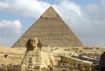 Mystérieuses villes Égypte et stations