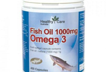 Fischöl: Überdosierung. Symptome und Behandlung