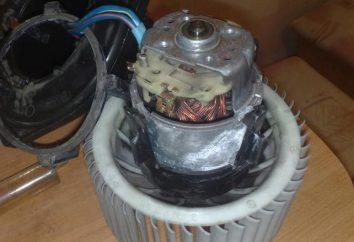 VAZ-2114 – le remplacement du ventilateur du four: guide étape par étape