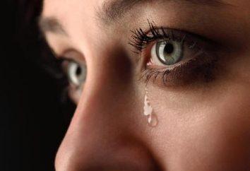 olhos lacrimejantes? razão explicada
