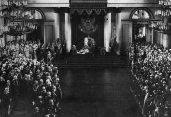 Partie polityczne Rosji na początku XX wieku. Powstanie partii politycznych w Rosji