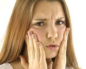 Problem skóry twarzy