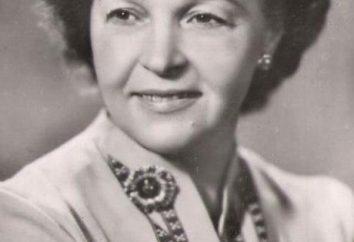Vera Maretskaya: biografia, filmografia, vida pessoal