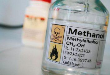 Le méthanol – quel est-il? empoisonnement au méthanol: symptômes et traitement