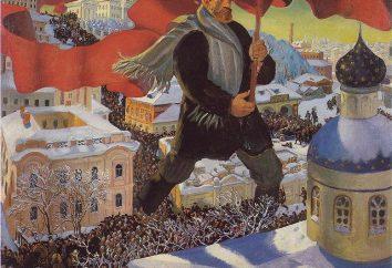 double pouvoir en Russie (1917): la table, les causes et les résultats