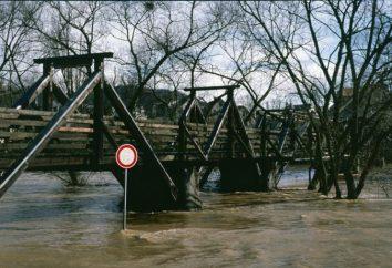 Il rischio di inondazioni. Quali sono le raccomandazioni per la popolazione sul comportamento sicuro