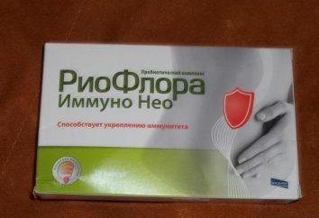 """""""RioFlora Inmuno Neo"""": revisión de la preparación"""