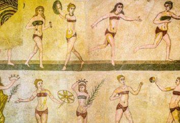 Da Roma antica fino ai giorni nostri: l'evoluzione di costumi da bagno