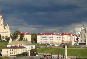 "alberghi Grodno ""Omega"", ""la Bielorussia"" e ""Slavia"""