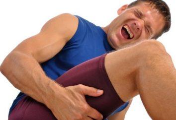 Jakie są przyczyny skurcze nóg