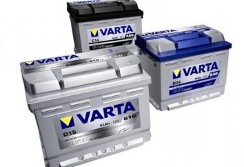 « Varta » Accumulateurs: automobilistes critiques