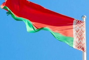 A bandeira da Bielorrússia: o significado de flores e ornamentos. Como é a bandeira da Bielorrússia?