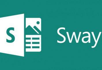 """Sway – che tipo di programma da """"Microsoft""""?"""