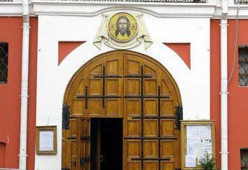 Harmonogram Klasztor Zaikonospassky usługi, zdjęcia, opinie