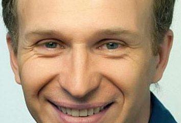 O famoso ator Konstantin Kostyshyn