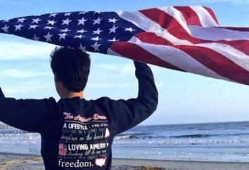 stile di vita americano. Il sogno americano