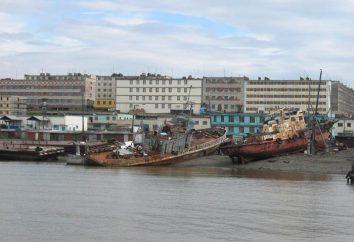 Anadyr – la capitale de la Tchoukotka
