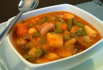 Cocinar guiso de verduras con col y patatas – mimarse con un delicioso plato de la vitamina