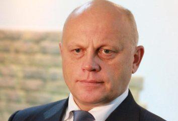 Victor Nazarov: vie professionnelle et personnelle du gouverneur de la région d'Omsk