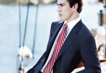 Comment choisir une chemise et une cravate à droite de costume?