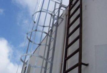 test di scala antincendio, la frequenza dei test