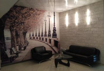 Hoteles en Serpukhov: revisión