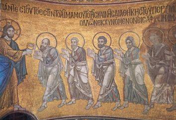 regras apostólicas de interpretação. Apostólica Canon 25
