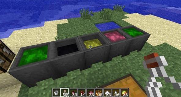 Come Fare Un Banco Di Lavoro Su Minecraft : Minecraft come creare un letto ita hd youtube con come craftare un