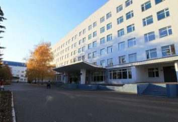 Ospedale dei bambini repubblicano Clinical, Ufa