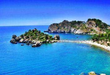 Włochy, atrakcje Taormina. Zdjęcia i opinie