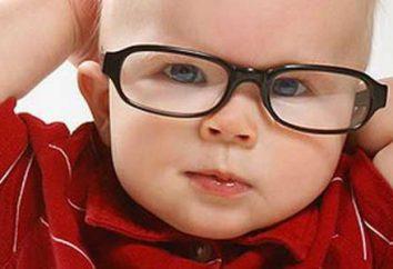Wann ist das Schielen bei Neugeborenen, die Ursache und die Notwendigkeit einer Behandlung