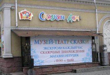 """Skazkin dom"" – Muzeum-Theater w Petersburgu na Pioneer. Repertuar i opinie"