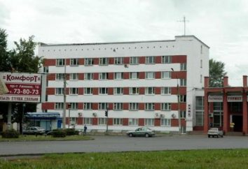 """Hotel """"Tourist"""", Yaroslavl: indirizzo, descrizione delle camere"""