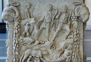 Les mythes antiques de Rome. Les mythes de la Rome antique pour les enfants