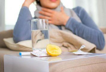 Mes ampoules de la gorge: causes et traitement