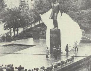 Pomnik Lermontow w Moskwie: zdjęcia i opis