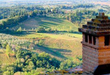Siena attrazioni città italiane