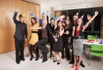 Zabawny scenariusz uczynić święto urodzin niezapomnianym. Jak wymyślić zabawny skryptu urodziny?