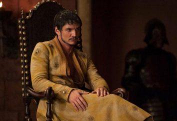 Oberyn Martell – aktor Pedro Pascal: dwie historie z różnych światów