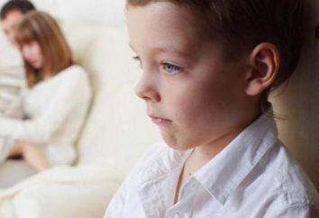 Spectre autistique chez les enfants. Troubles du spectre autistique