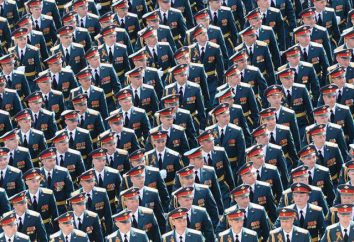 Forze Armate della Federazione Russa: la dimensione, la struttura, la composizione del comandante. La Carta delle Forze Armate
