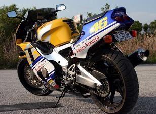 Honda CBR 400 – conquérant universel des routes