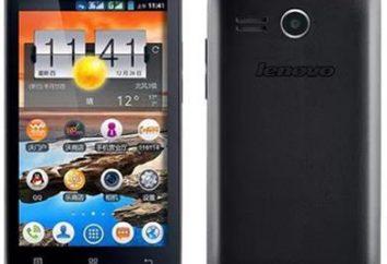 Lenovo A316i – opiniones. Teléfono inteligente Lenovo A316i Negro