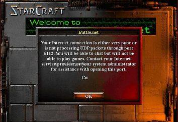 Falha ao conectar ao servidor: correção de erros