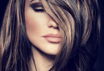 Várias maneiras de como executar o cabelo tecelagem em cabelos grisalhos