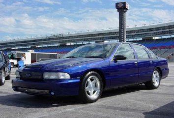 Chevrolet « Caprice » – un représentant lumineux de l'industrie automobile américaine 90