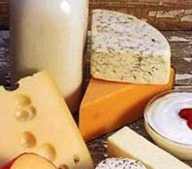 Głównym wykaz produktów mlecznych i ich zastosowania