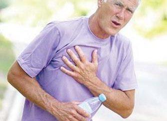 Ból w klatce piersiowej: przyczyny